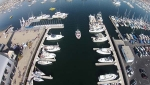 The new docks systems, which caters to a wide variety of user groups was designed and built by Bellingham Marine
